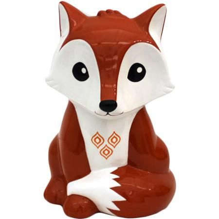 Fox Piggy Bank - Walmart.com