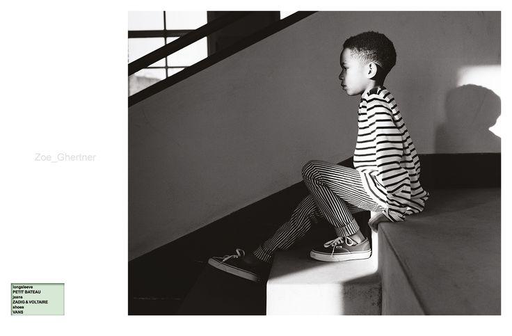 Zoe_Ghertner for kid's wear Magazine Vol.42