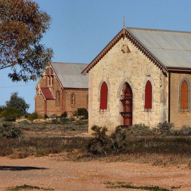 Churches at Silverton