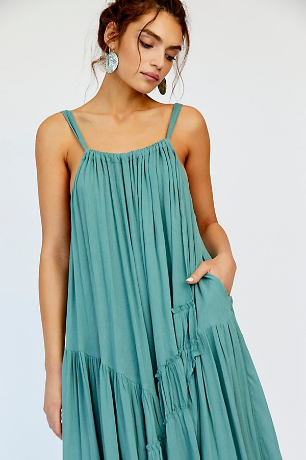 f50bf8980c Bare It All Maxi Dress in 2019 | Clothing | Dresses, Free people ...