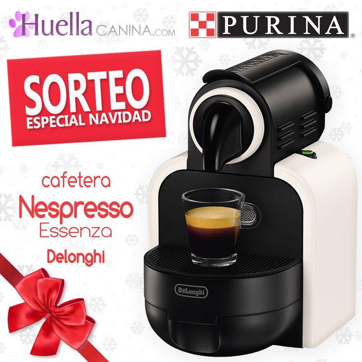SORTEO Navidad 2016 CAFETERA Nespresso Essenza Delonghi