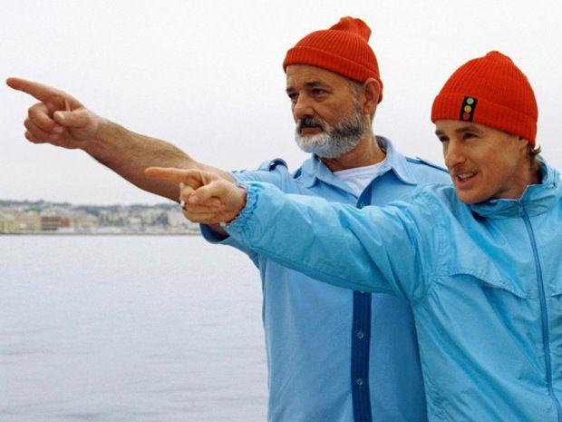 The Life Aquatic Steve Zissou Wes Anderson