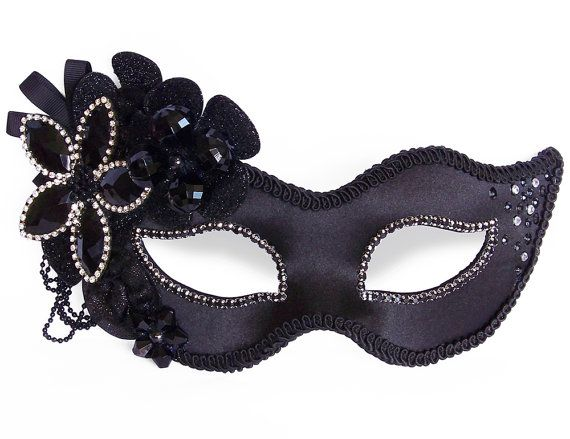 Image result for black masquerade mask