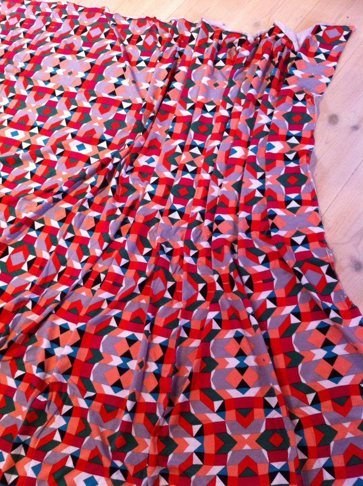 Summer dress, in planning