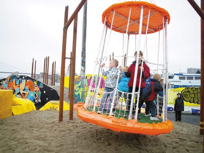 77 Best Unique Playgrounds And Other Playspaces Images On