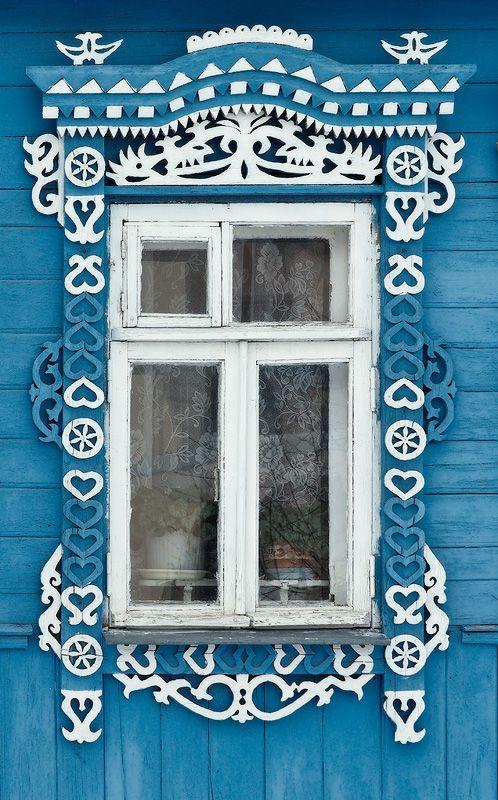 Суздальские наличники - Наличники России