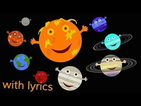 The Solar System Song (with lyrics) - YouTube Such a lovely song that our kids in class love.