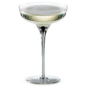 Murano Champagne Coupe Glasses 6.5oz / 185ml