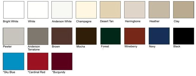 Door Colors For Therma Tru Exterior Doors Exterior Doors