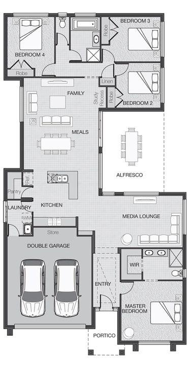 53 best images about floor plan on pinterest european for Adobe home floor plans