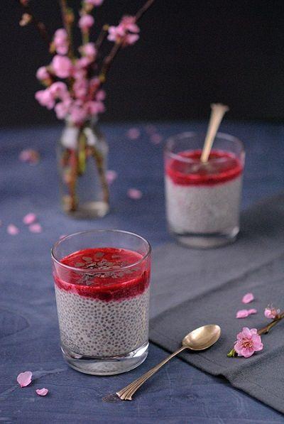 DIY Rezept: Chia Pudding // recipe: breakfast chia pudding via DaWanda.com