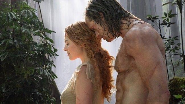 The Legend Of Tarzan - http://www.filmjuice.com/dvd-and-blu-ray/the-legend-of-tarzan-review/