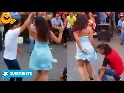 EL Mono Pavel Baile y full vacilón ♛ Comicos Ambulantes 4K ♛ - YouTube