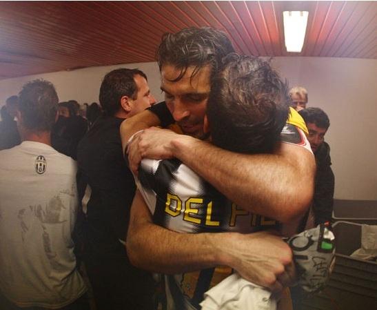 Alessandro Del Piero & Gianluigi Buffon