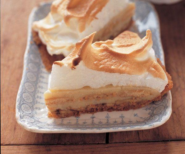 Miss Cooper's Banana Pudding Pie Recipe Patty Pinner Sweety Pies