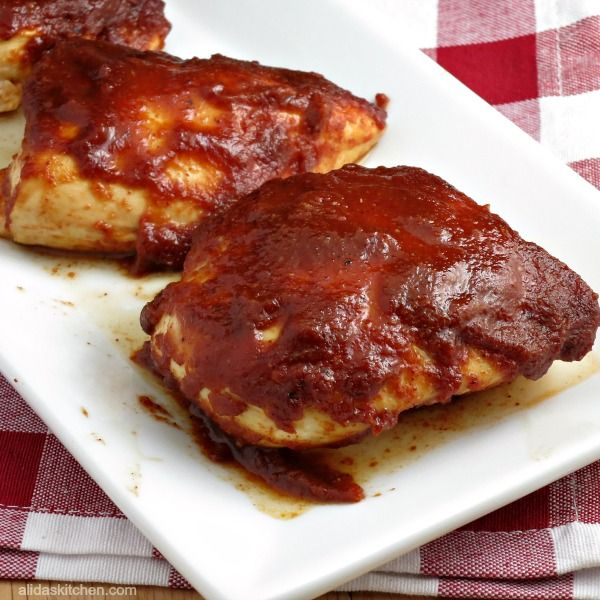 Baked bbq chicken breast recipes