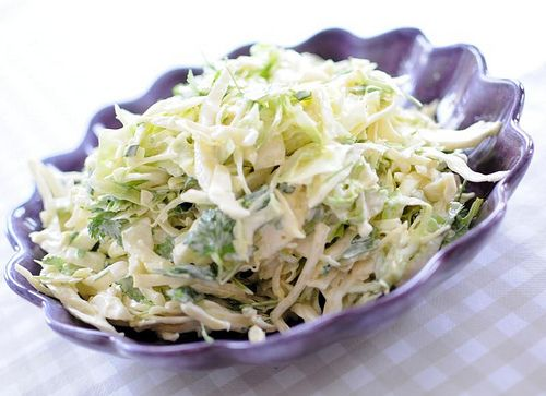 Cilantro jalepeno cole slaw food drink pinterest for Pioneer woman fish tacos