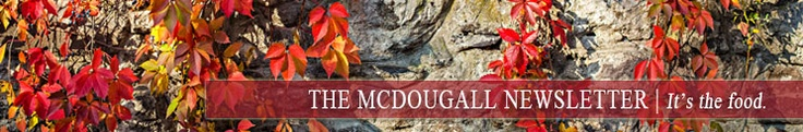 McDougall Newsletter: November 2012 - Featured Recipes