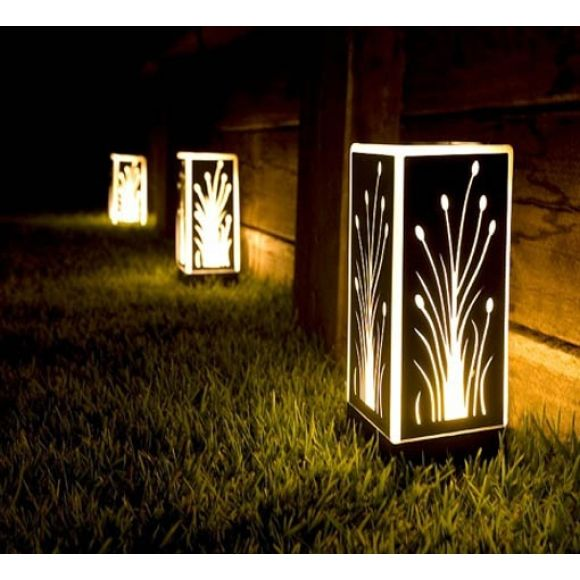 The umbo outdoor light collection - organic light