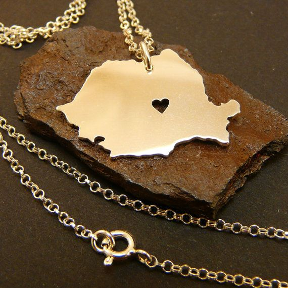 ROMANIA   sterling silver chain sterling silver by StefanoArt, $45.00