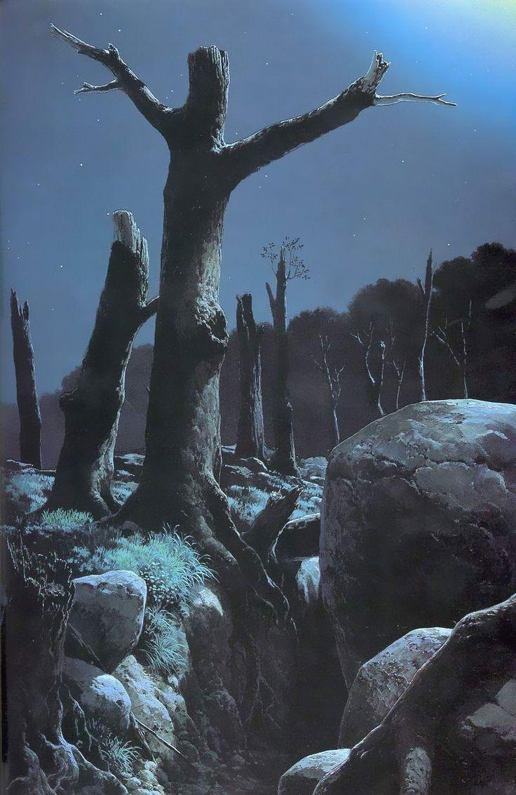 Princesa Mononoke Background (4)