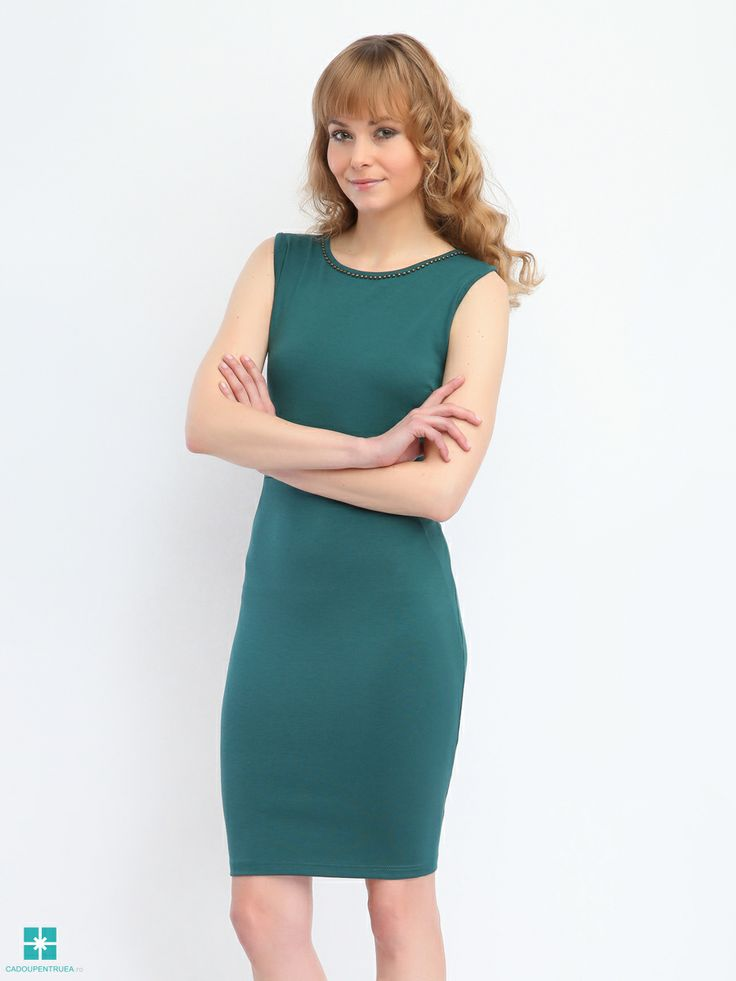 Rochie TOP SECRET DARK Verde SSU0927CZ