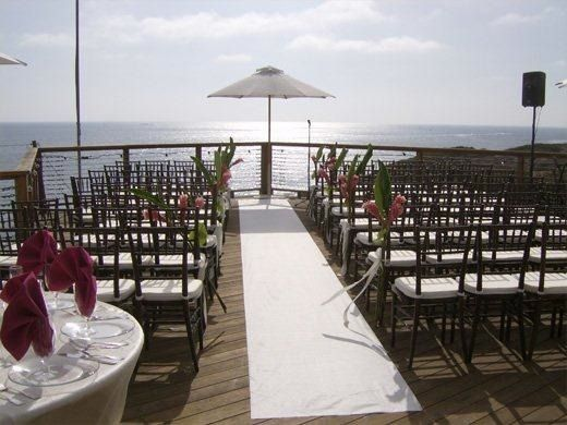Beachcomber Cafe At Crystal Cove Newport Coast Wedding Location And Orange County Rehearsal Dinner Venue 92657