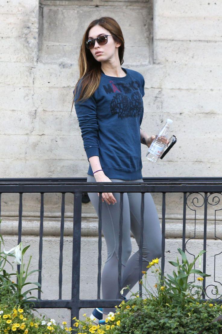 Megan Fox in L.A. April 2014
