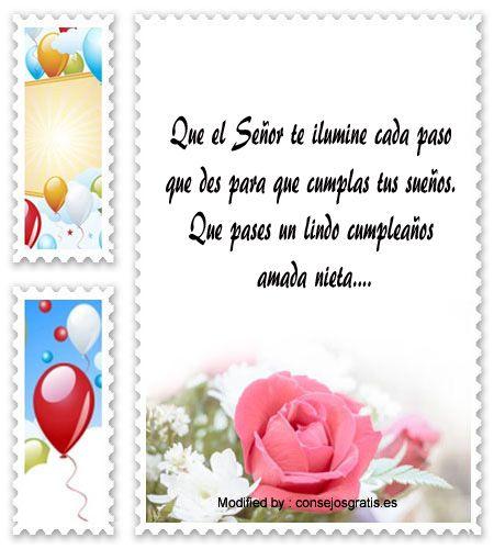 descargar frases bonitas de cumpleaños para mi nieta,descargar mensajes de cumpleaños para mi nieta: http://www.consejosgratis.es/frases-de-cumpleanos-para-mi-nieta/
