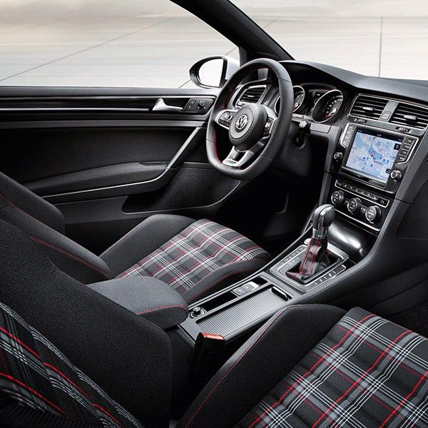 Give your VW a fresh new look with the same high-quality plaid fabric found in the European VW vehicles. This genuine VW fabric is custom cut to your specificat