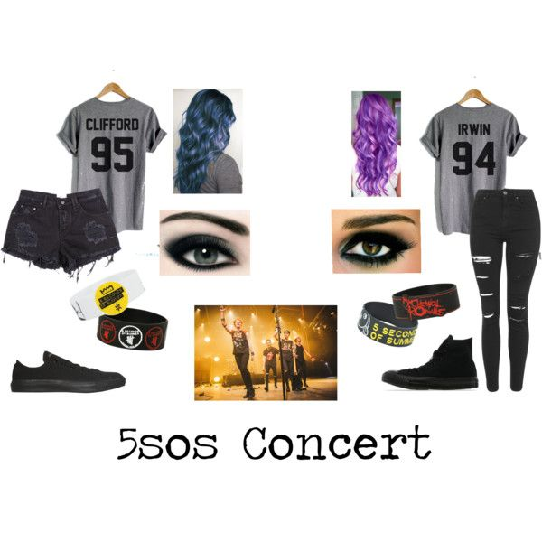 5sos Concert Outfits