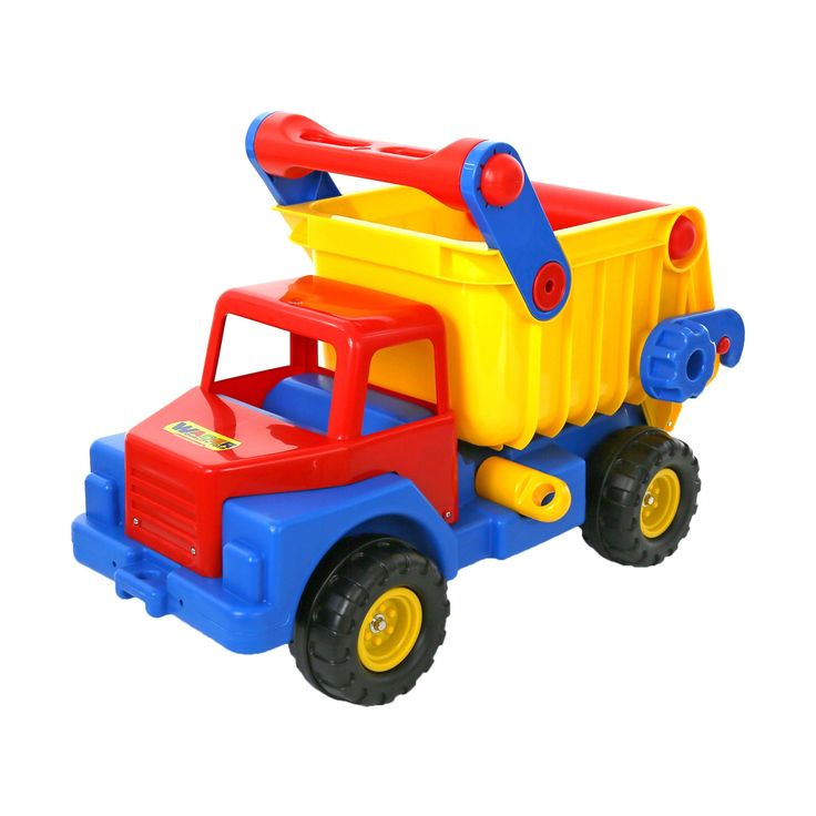 Wader Quality Toys - Giant Dump Truck Vehicle