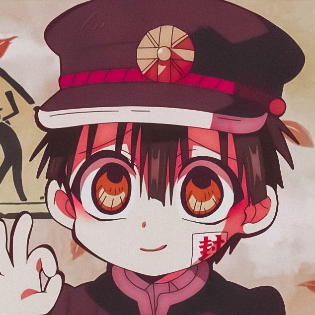 Anime Icons Jibaku Shounen Hanako Kun Icons Di