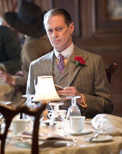 revenge is a dish best served cold // Steve Buscemi // Boardwalk Empire
