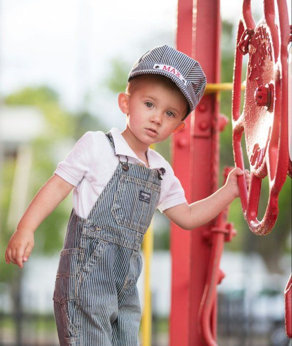 This personalized train hat is perfect for every little train engineer this  Halloween! The personalization for these engineer hats is unique and will  stand ... 78667fb57125