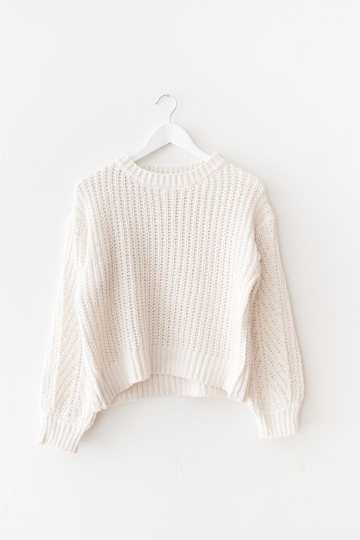 Charley Pullover Sweater