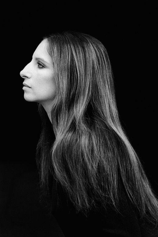 Barbra Streisand : Bildband von Steve Schapiro und Lawrence Schiller