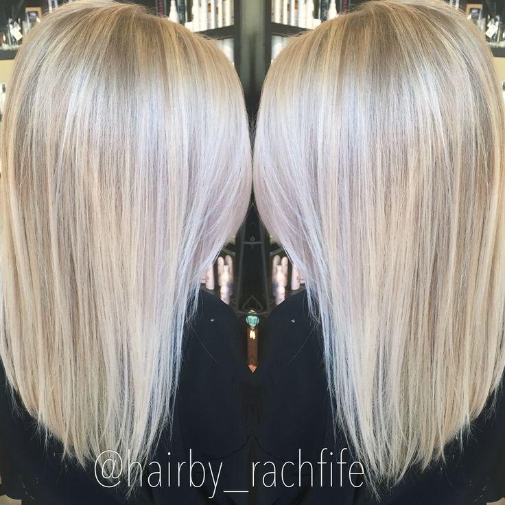 Platinum Blonde Highlights Hair By Rachel Fife Sara Fraraccio