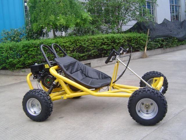 scooterx go kart frame - Google Search
