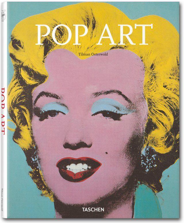 Pop Art. TASCHEN Verlag (T25)