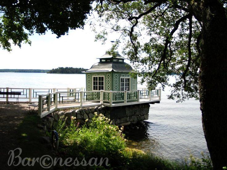 Snäckhuset, Grönsö ö
