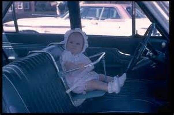 Car seat technology was kind of a joke.