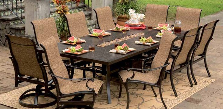 Castelle: Monterey Collection - Offenbachers | Outdoor ...