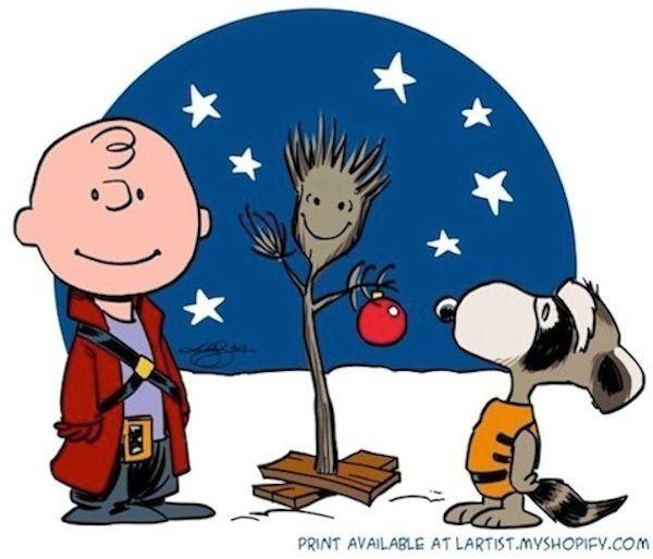 Guardians of Peanuts Galaxy