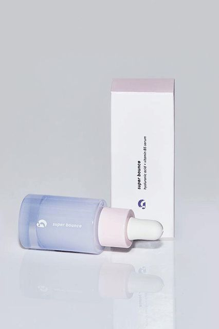 The Best Thing I've Done For My Skin Is Stop Washing It #refinery29  http://www.refinery29.uk/micellar-water-better-skin#slide-4  ...Followed by the brand's Super Bounce serum.Glossier Super Bounce Serum, $28 (£23), available at Glossier. ...