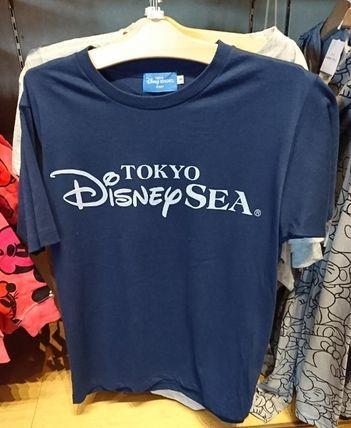 東京ディズニーシー TOKYODisneySEA ロゴ Tシャツ S〜LL