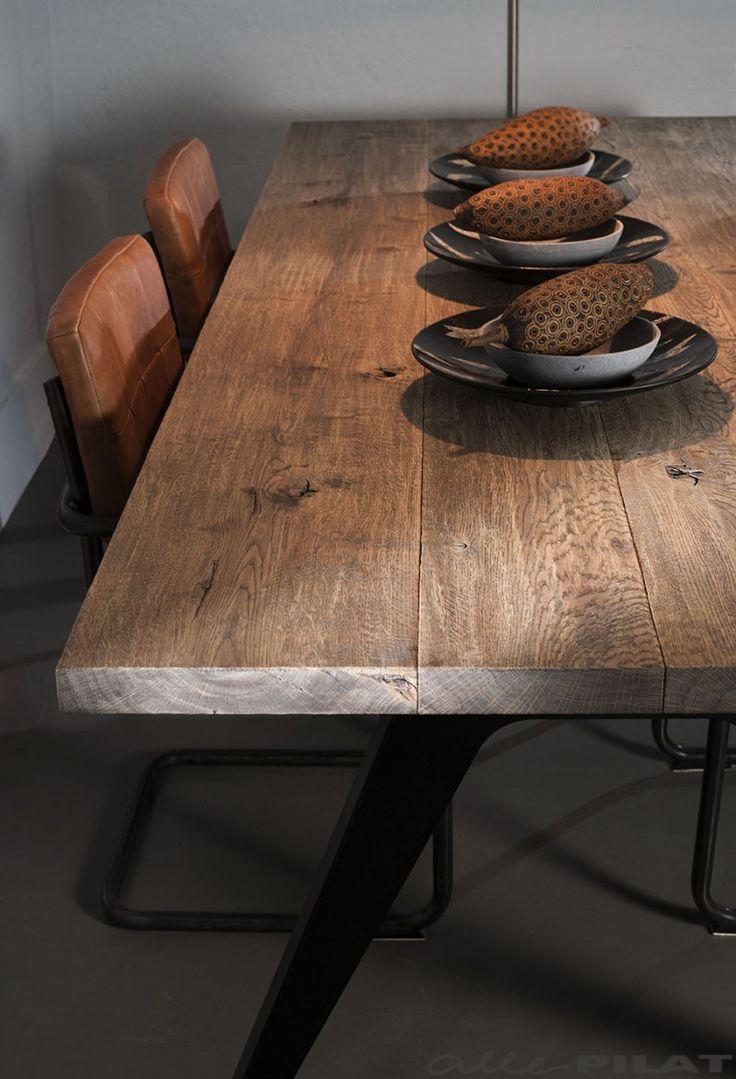 Meer dan 1000 ideeën over planken tafel op pinterest   buiten ...