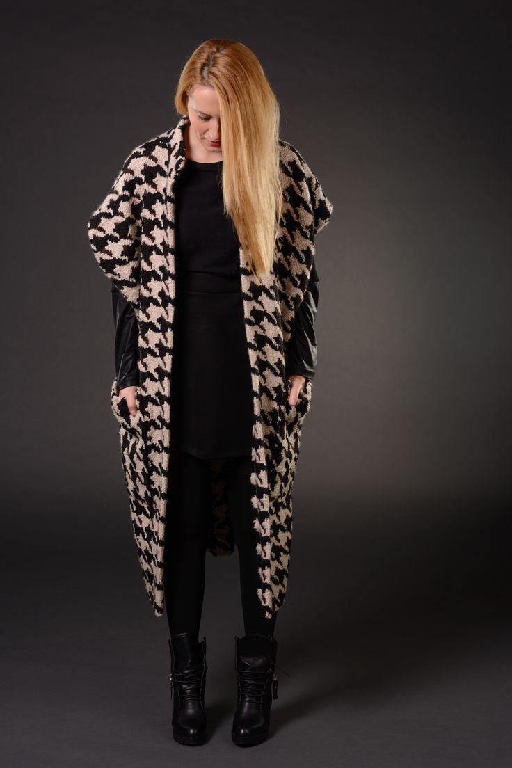 winter cocoon coat