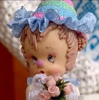 Tutoriales Porcelana Fría: Jorge Rubicce Basic Demostración Head Doll