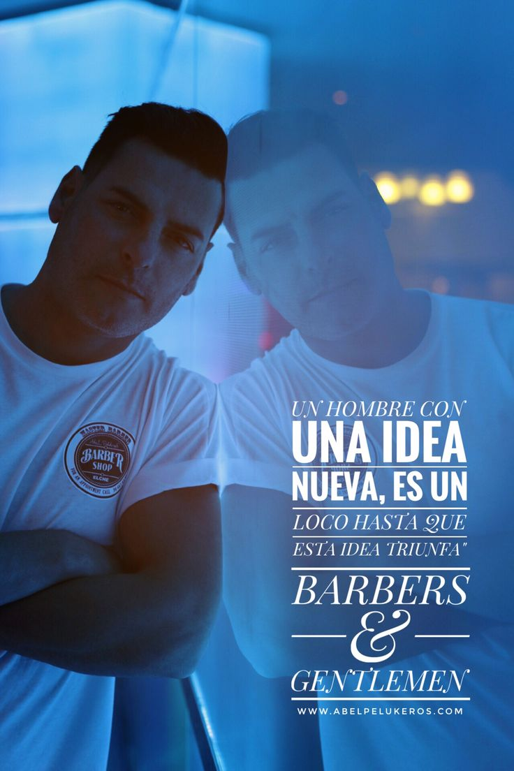 BARBERS & GENTLEMEN Barbería ELCHE Barbers and Gentlemen